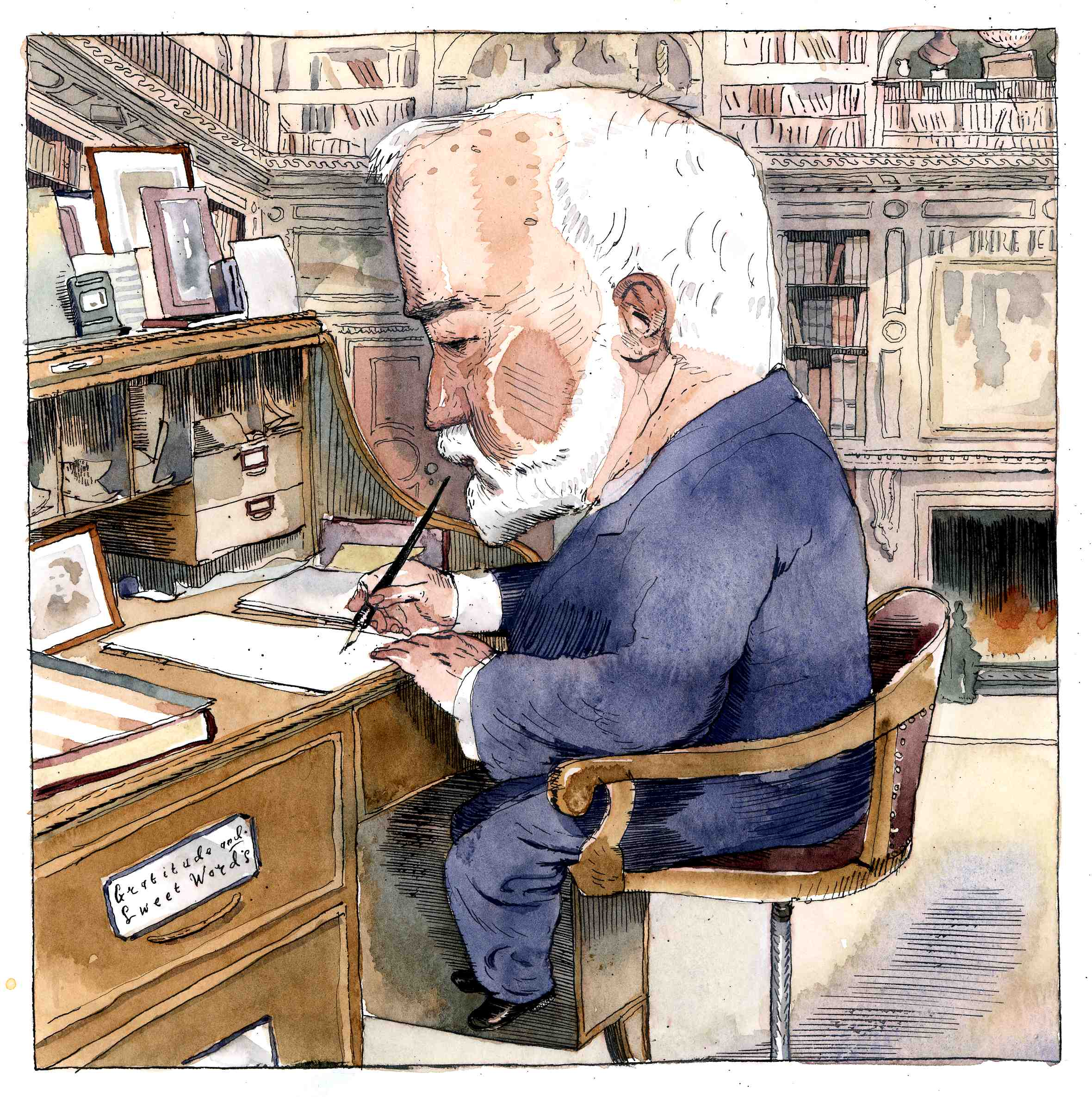 An Interview with Barry Blitt in Connecticut - The
